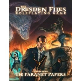 Evil Hat Productions The Dresden Files Roleplaying Game - Volume 3: The Paranet Papers