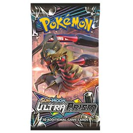 Pokemon International Pokemon Sun & Moon: Ultra Prism Booster Pack