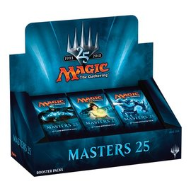 Wizards of the Coast Magic Masters 25 Booster Box