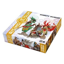 Cool Mini or Not Rising Sun Dynasty Invasion Expansion