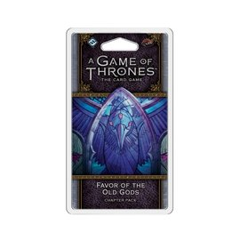 Fantasy Flight A Game of Thrones LCG: 2nd Edition - Favor of the Old Gods Chapter Pack