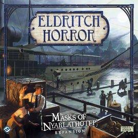 Fantasy Flight Eldritch Horror: Masks of Nyarlathotep Expansion