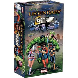 Upper Deck Legendary: Champions
