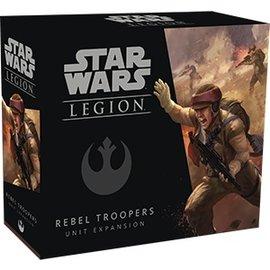 Fantasy Flight Star Wars Legion - Rebel - Rebel Troopers Unit Expansion