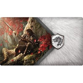 Fantasy Flight A Game of Thrones LCG: 2nd Edition - The Warden of the North Playmat