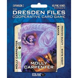 Evil Hat Productions Dresden Files Card Game: Expansion 2 - Helping Hands