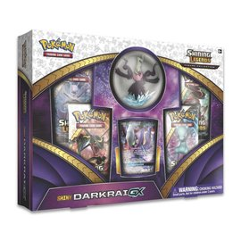 Pokemon International Pokemon Shining Legends: Shiny Darkrai Collection
