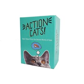 Twogether Studios Action Cats