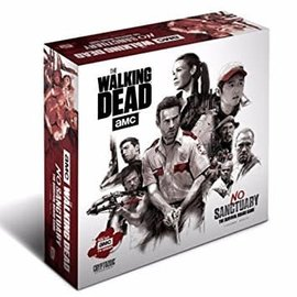 Cryptozoic The Walking Dead (TV): No Sanctuary - Survivor Edition (comes with cardboard standees)