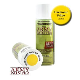 Army Painter Army Painter - Primer - Daemonic Yellow
