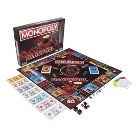 USAopoly Monopoly: Deadpool