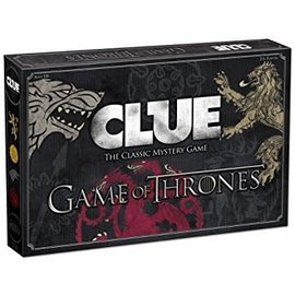 USAopoly Clue: A Game of Thrones
