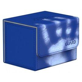 Ultimate Guard Ultimate Guard - Sidewinder Deck Case 100+ Chromiaskin - Blue