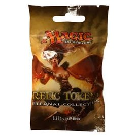 Ultra Pro Magic the Gathering - Relic Tokens - Eternal Collection Pack