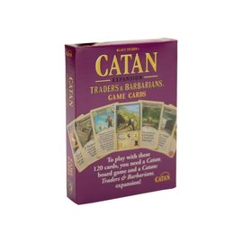 Mayfair Games Catan: Traders and Barbarians - Replacement Cards