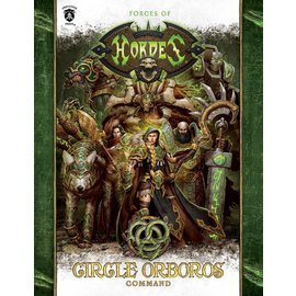 Privateer Press Hordes - Forces of Hordes - Circle Orboros Command
