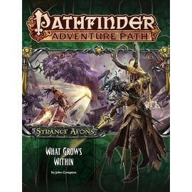 Paizo Pathfinder Adventure Path #113: What Grows Within (Strange Aeons 5 of 6)