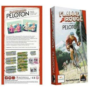 Lautapelit.fi Flamme Rouge - Pelaton
