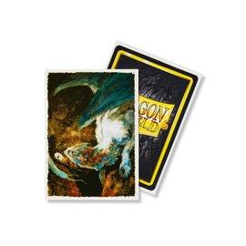 Fantasy Flight Dragon Shields: (100) Nidhogg Art Sleeves