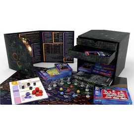 Modiphius Star Trek Adventures - Borg Cube Collector's Edition Box Set