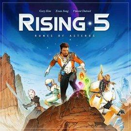 grey fox games Rising 5 - Runes of Asteros
