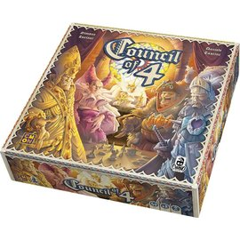Cool Mini or Not Council of 4