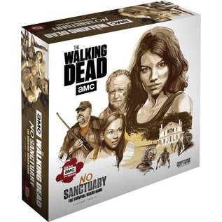 Cryptozoic The Walking Dead (TV): No Sanctuary - What Lies Ahead Expansion