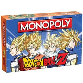 USAopoly Monopoly: Dragon Ball Z