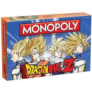 USAopoly Monopoly - Dragon Ball Z