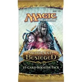 Wizards of the Coast Mirrodin Besieged Booster Pack