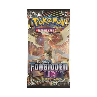 Pokemon International Pokemon Sun & Moon: Forbidden Light Booster Pack