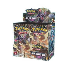 Pokemon International Pokemon Sun & Moon: Forbidden Light Booster Box