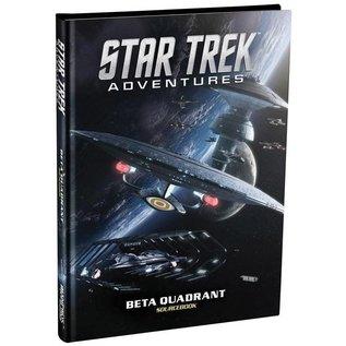 Modiphius Star Trek Adventures RPG: Beta Quadrant