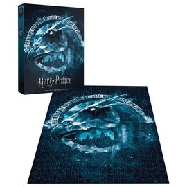 USAopoly Harry Potter Thestral 1000 Piece Puzzle