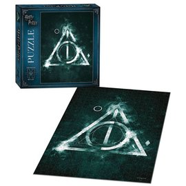 USAopoly Harry Potter The Deathly Hallows 550 Piece Puzzle