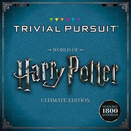 USAopoly Harry Potter Trivial Pursuit - Ultimate Edition