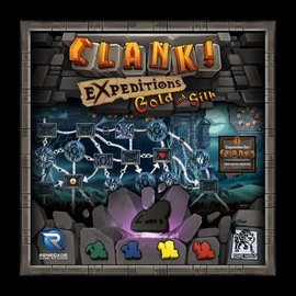 Renegade Clank! Expeditions Gold & Silk