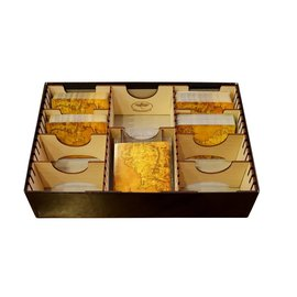 Broken Token Cryptozoic Deck Building Game Box Organizer