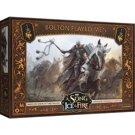 Cool Mini or Not A Song of Ice & Fire: Bolton Flayed Men