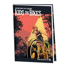 Renegade Kids on Bikes RPG - Core Rule Book
