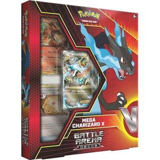 Pokemon International Pokemon Battle Arena Decks: Mega Charizard X