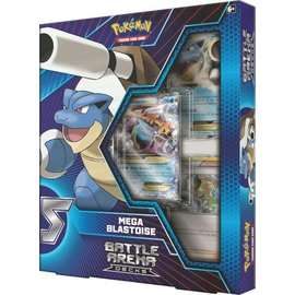 Pokemon International Pokemon Battle Arena Decks: Mega Blastoise