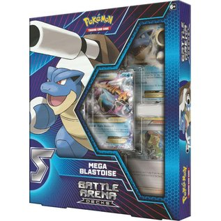 Pokemon International Pokemon Battle Arena Decks: Mega Blastoise