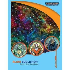 Fat Goblin Games Starfinder RPG: Alien Evolution - Cosmic Race Guidebook