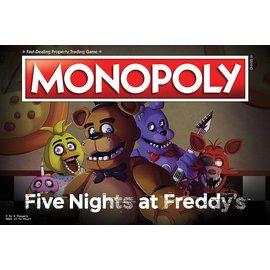 Hasbro Monopoly: Five Nights at Freddy's