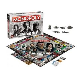 USAopoly Monopoly: The Walking Dead