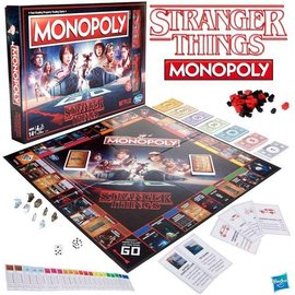 USAopoly Stranger Things Monopoly
