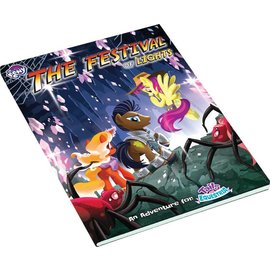 River Horse Ltd My Little Pony: Tails of Equestria RPG - Festival of Lights Adventure