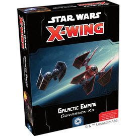Fantasy Flight Star Wars X-Wing Second Edition: Galactic Empire Conversion Kit