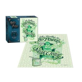USAopoly Harry Potter Floo Powder 200 Piece Puzzle